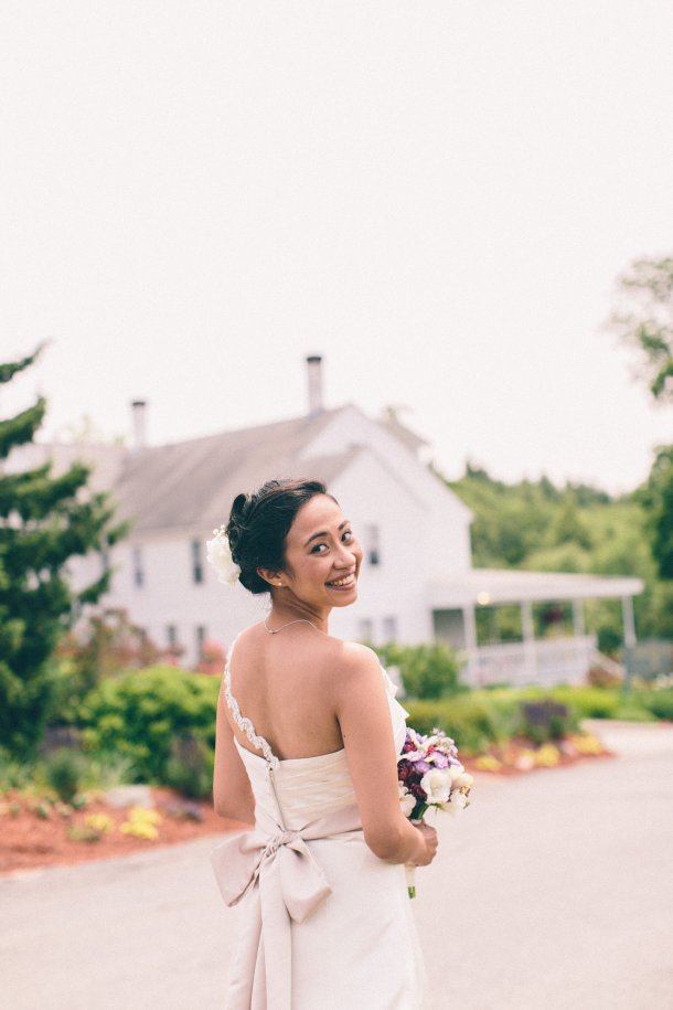 View More: http://forevercandid.pass.us/brian-sanae-harrington-farm-wedding