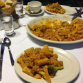 Carmine's: food to share, family style.