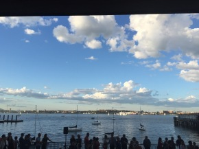 Summer Nights in Boston – music at the ICA & mini passionfruit donuts atTrade