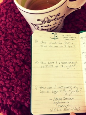 3 beautiful questions to ask yourself to guide and motivate you today
