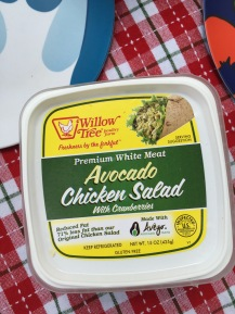 willow tree farm avocado chicken salad