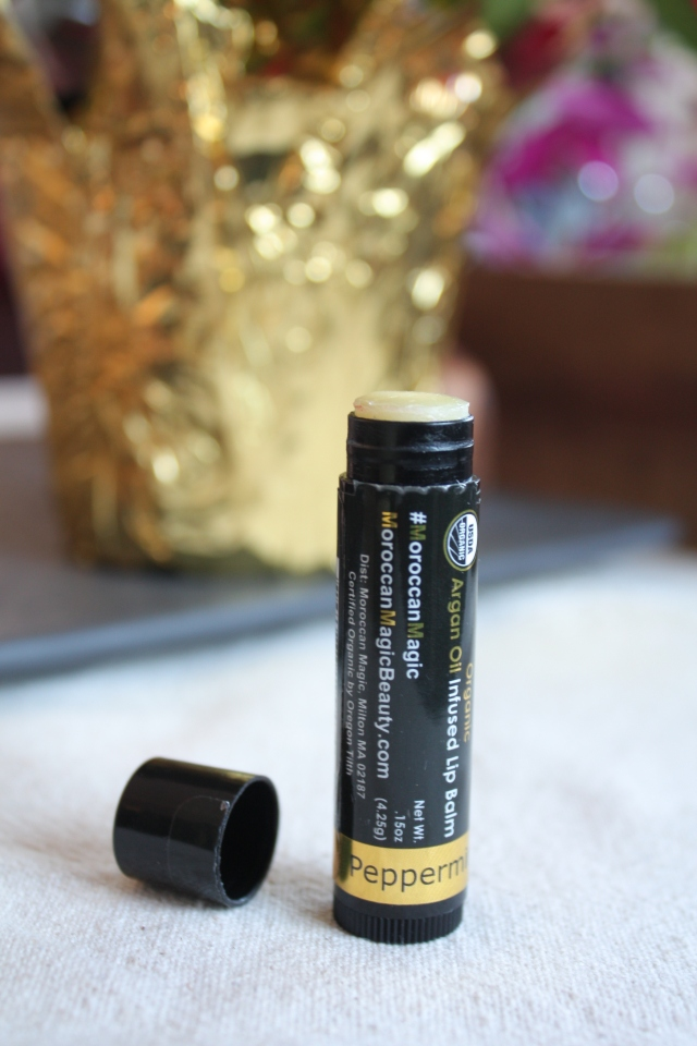 moroccan magic peppermint eucalyptus lip balm
