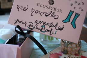 GLOSSYBOX Beauty BoxReview