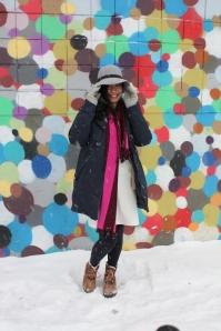 winter blogger style