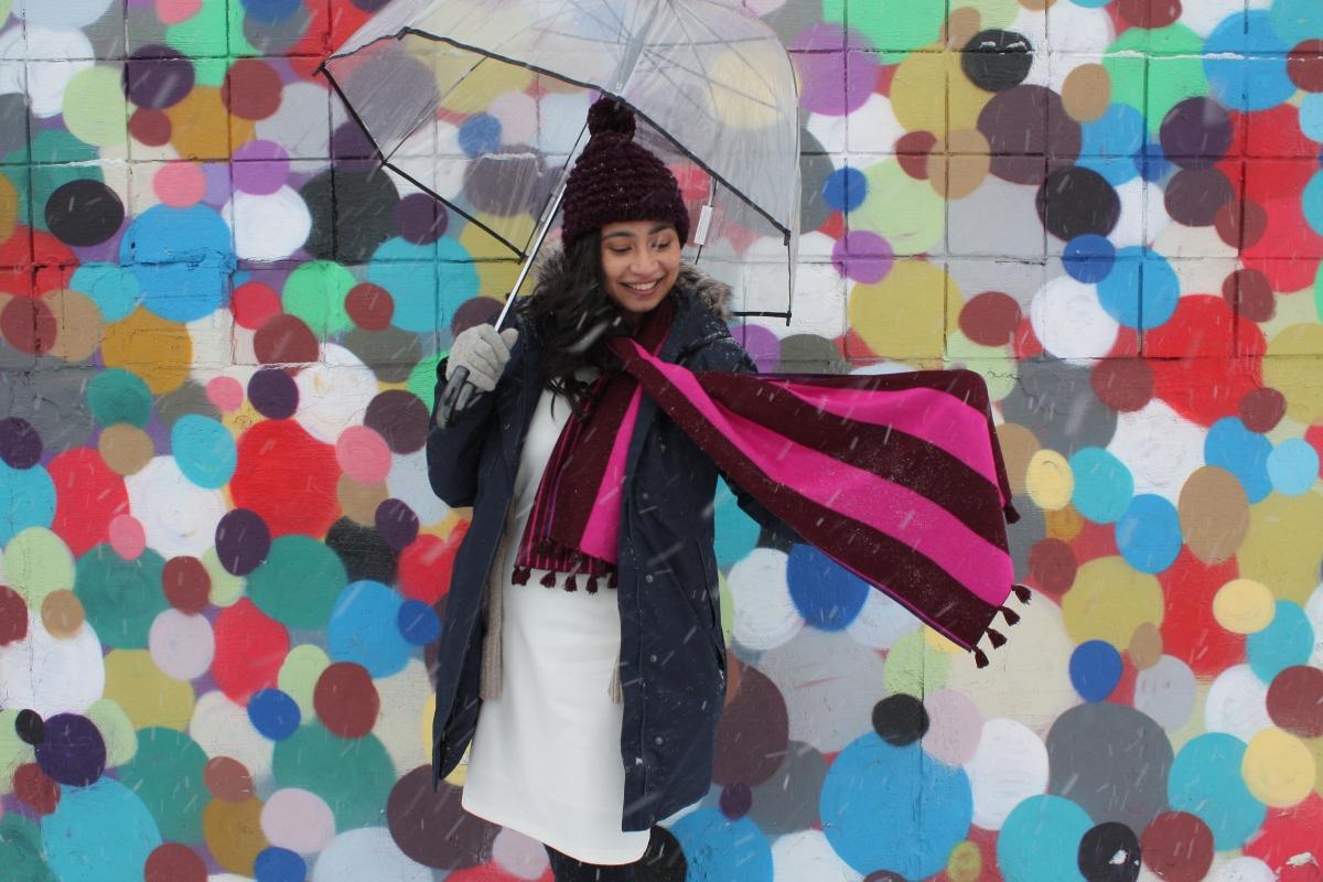 Confetti Winter Style + A Sale