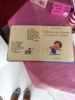 baby shower guest book children's book