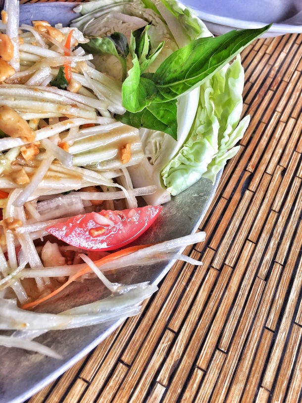 Everything Papaya Salad - Isarn Thai Soul Kitchen